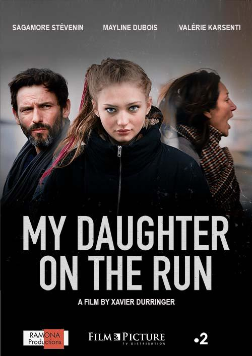 My daughter on the run
